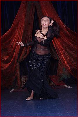 Танец живота Москва