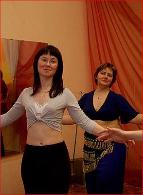 Мастер-класс Женские чары