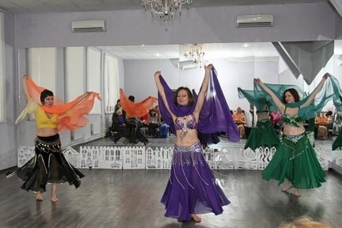 Концерт восточный танец