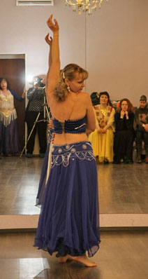 Концерт Ароматы Востока беллиданс