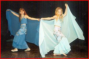 Наташа и Аня Гороховы