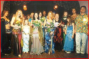Артисты и организаторы концерта