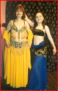 Ляйля и Карина