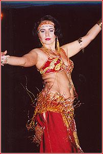 """Кара. Студия восточного танца """"Джунейна"""". Концерт, ноябрь 2003"""