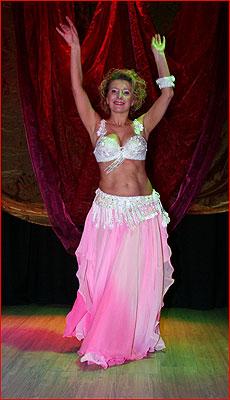 Танец живота. Концерт студии Джунейна 21 декабря 2008
