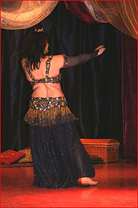 Джунейна. Концерт восточного танца