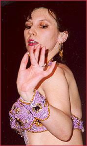 """Даляль. Студия восточного танца """"Джунейна"""". Концерт, январь 2004"""