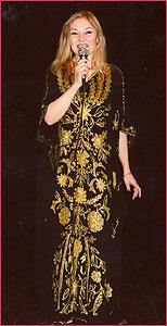"""Наталья Павлова. Студия восточного танца """"Джунейна"""". Концерт, январь 2004"""