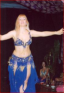 Яна. Студия восточного танца Джунейна