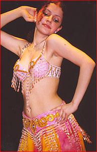 Ангелина. Студия восточного танца Джунейна