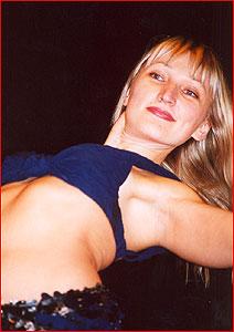 Юлия. Студия восточного танца Джунейна